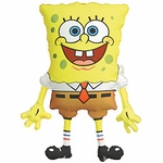 SpongeBob Shape Balloon