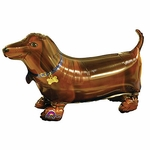 Darling Dashund Airwalker Balloon Buddie