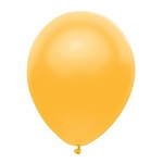 "11"" Radiant Gold Latex Balloons"