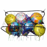 4' X 4' Balloon Corral