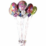 Helium Balloon Spreader Displayer
