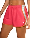 Coral & Orange Champion Double Dry Sport Shorts