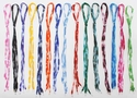 Tie-Dye Shoe Laces - in 15 Colors