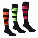 Neon Warrior Knee High Socks - 5 Color Options