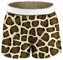 Soffe Giraffe Shorts - Choice of 22 Sport Imprints on Rear
