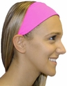 Hot Pink Spandex Fabric Headband