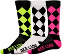 Joker Diamond Crew Socks - 5 Color Options