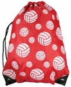 Multi-Volleyballs Sling Packs in Lots of Colors