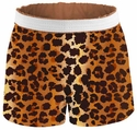 Soffe Leopard Spot Shorts - Choice of 22 Sport Imprints on Rear