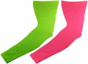 Neon Glide Sport Compression Arm Sleeve - 2 Color Options