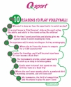 Top 10 Reasons Volleyball Design Long Sleeve Shirt - in 10 Shirt Colors