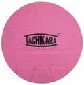 "Tachikara Mini 4"" Pink Rubber Volleyballs"