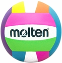 Molten Neon Colored Camp Volleyball