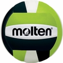 Molten Black & Lime  Mini Volleyball