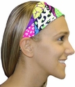 Jungle Safari Spandex Fabric Headband