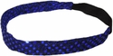 Navy Blue Sequin Glitter Headbands