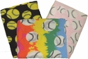 Softball / Baseball Pattern Fleece Blankets in 3 Colors