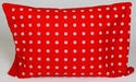 Volleyball Pattern Poly/Cotton Pillow Cases