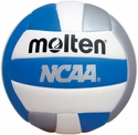 Molten NCAA Blue & Silver Mini Volleyball