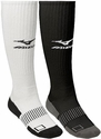 Mizuno Performance Plus Knee High Socks - in White or Black