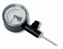 Ball Pressure Gauge with Dial