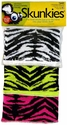 Zebra / Tiger Stripe Skunkies - in 3 Colors