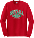 Long Sleeve SOFTBALL & BASEBALL Shirts