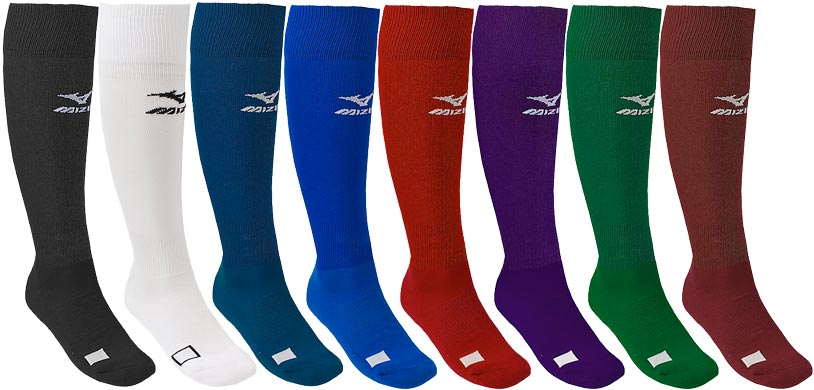 mizuno baseball socks