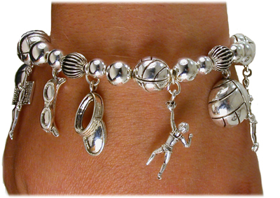 Volleyball Charm Bracelets The Best Ancgweb Org Of 2018