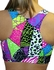 Jungle Safari Patchwork Sports Bras