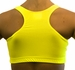 Neon Yellow Sports Bras