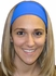 Royal Blue Spandex Fabric Headband