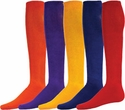 Team Color & Athletic Sport Socks