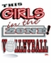 Girls in the Zone! Volleyball Design T-Shirt - in 22 Shirt Colors