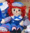 "Raggedy Andy 12"" Doll by Aurora"