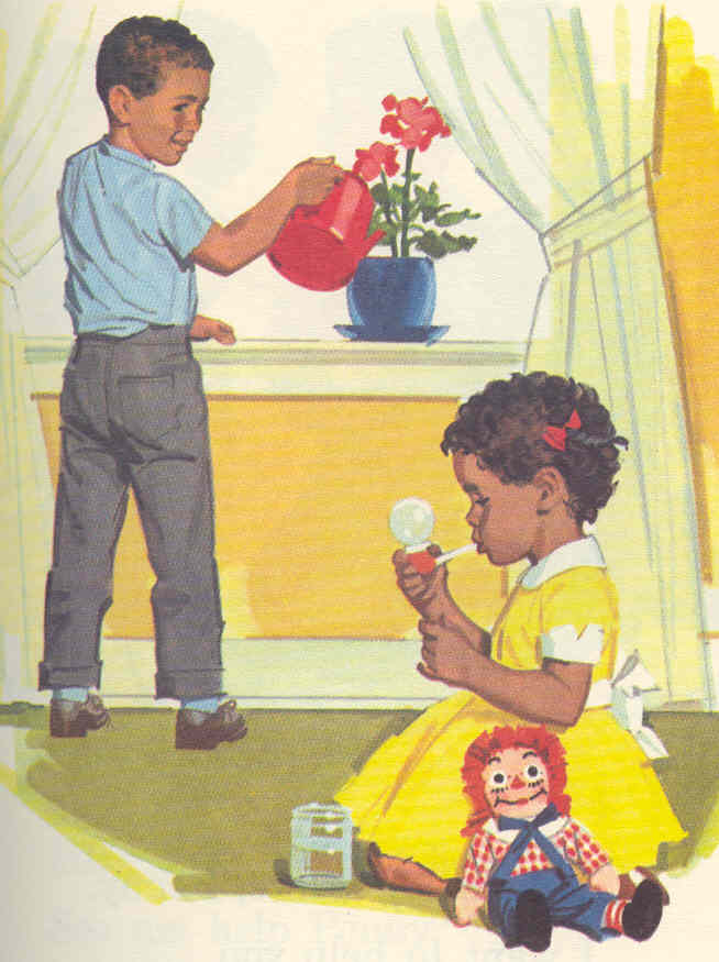 Dick and jane notepad picture 106