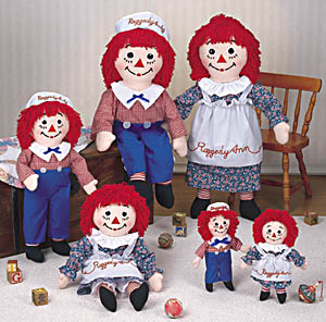raggedy ann andy classic dolls classic doll category - Raggedy Ann And Andy