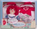 "Raggedy Ann with Embroidered eyes Doll w/ Removeable Clothes Fashion Gift Set - 12""  Raggedy Ann doll w/ outfits to change clothes **See below for additional discount**"
