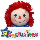 Hasbro Raggedy Ann & Andy Dolls from Toys-R-Us