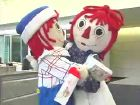 Sept. 10, 2005 - Raggedy Ann's 90th Birthday Party at FAO Schwarz