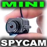Mini Micro Wireless BW Spy Camera NightVision Pinhole Cam * Smallest * Perfect for Nanny Cam, R/C Helicopter, RC Car & Airplane, Walking Robot, Dog & Cat & Mouse all types Pets + Security, Project, Fun, Party, Hobby Toy