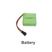 50H08-42 NiMH Battery (Only compatiable for Raptor G2 Version 1)