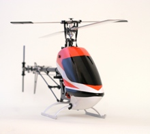 Rave Helicopter Kit, Airframe Only