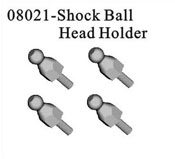 Shockproof ball head*4pcs