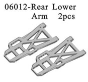 Rear lower arm 2pcs