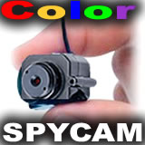 Mini Micro Wireless COLOR Pinhole Spy Camera * Smallest * Perfect for Nanny Cam, R/C Helicopter, RC Car & Airplane, Walking Robot, Dog & Cat & Mouse all types Pets + Security, Project, Fun, Party, Hobby Toy