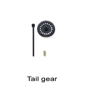 50H01-08 Tail Gear
