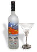 Grey Goose L'Orange Vodka Gift Set