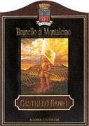 Banfi Brunello di Montalcino 375ml.