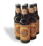 Schlafly Brewery Pumpkin Ale 6-pack 12oz. Bottles - Seasonal (September Release)